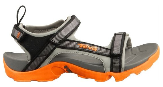 Teva Youth Tanza Grey/Orange